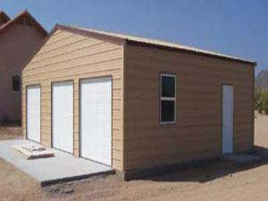 Mojave Steel Garages and Shop Buildings